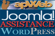 Assistance Joomla Wordpresse